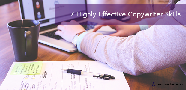 7 Highly Effective Copywriter Skills